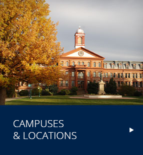 Regis University Campuses and Locations