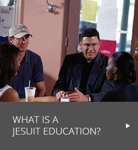 What is a Jesuit education?